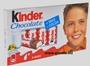 الصورة: Kinder chocolate